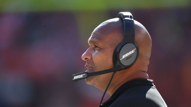 Hue Jackson is also being linked with the role at Cincinnati