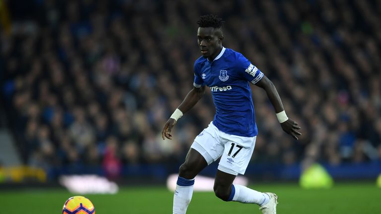 Everton have insisted Idrissa Gueye is not for sale