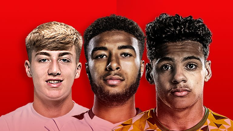 Jack Clarke, Jayden Bogle and Max Aarons have all impressed as teenagers in the Sky Bet EFL this season