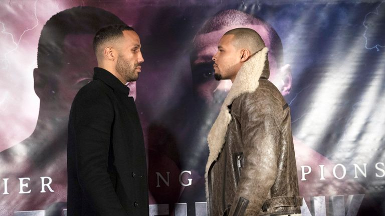 DeGale warns 'win or retire' as he prepares for Eubank Jnr tussle