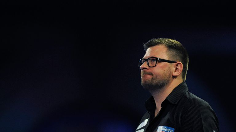 James Wade will attend a hearing, which is likely to be at the end of January