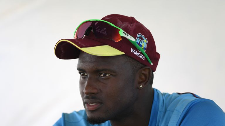 Jason Holder Suspended For Third Test Between Windies And England