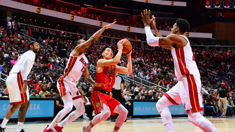 Atlanta Hawks vs. Miami Heat - 01/06/2019 NBA Pick, Odds, and Prediction