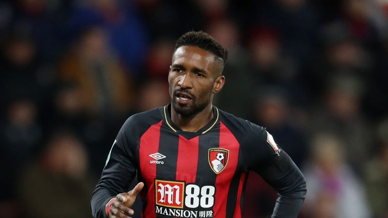 Jermain Defoe is set for a move to Rangers and is unlikely to feature on Saturday