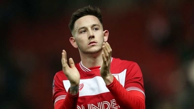 Josh Brownhill's fourth goal of the season gave Bristol City victory