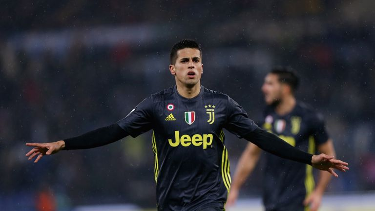 Joao Cancelo only joined Juventus from Valencia last summer