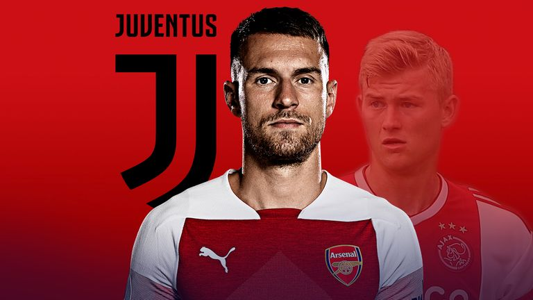 1fb9355d1 Will Juventus' move for Aaron Ramsey be finalising in January? And could  Ajax defender