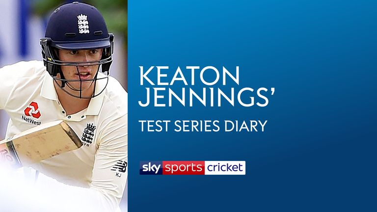 Keaton Jennings on England's win in St Lucia, Mark Wood's spell and an exciting summer ahead