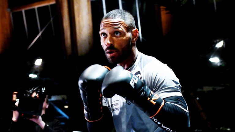 Image result for KELL brook at MSG