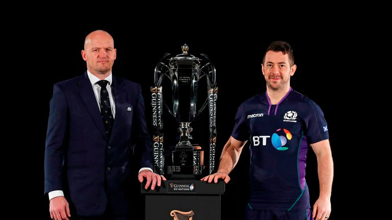 Could Gregor Townsend and Greig Laidlaw possibly lead Scotland to a first title since 1999?