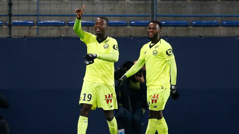 Ligue 1 round-up: Lille consolidate second, Lyon stumble | Football News |