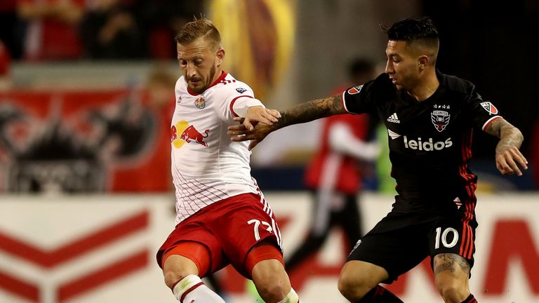 DC United forward Luciano Acosta admits he is disappointed his deadline-day move to PSG fell through