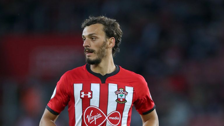 Manolo Gabbiadini left St Mary's earlier this month