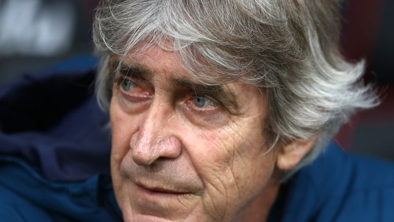 Pellegrini has urged football authorities to stamp out racism
