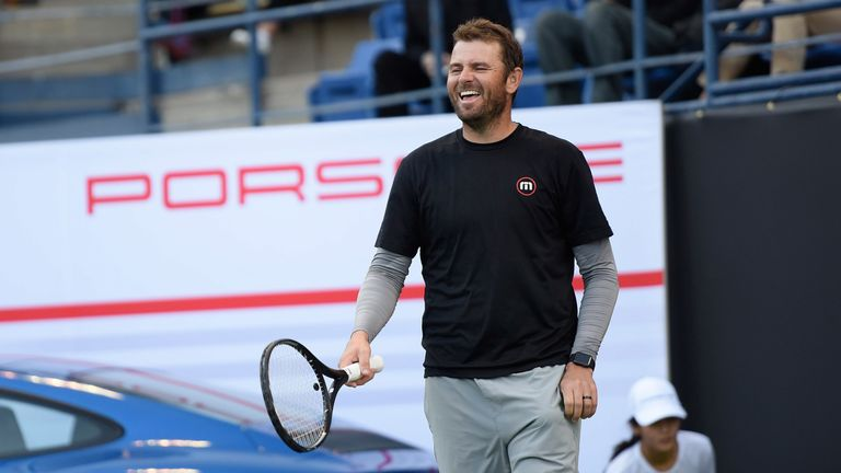 Mardy Fish named US Davis Cup captain as the men's team competition enters a new era