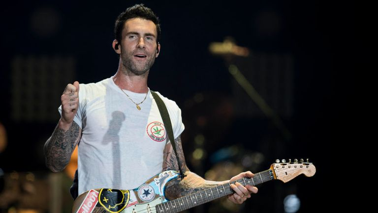 Maroon 5 will perform at the Super Bowl halftime show in Atlanta