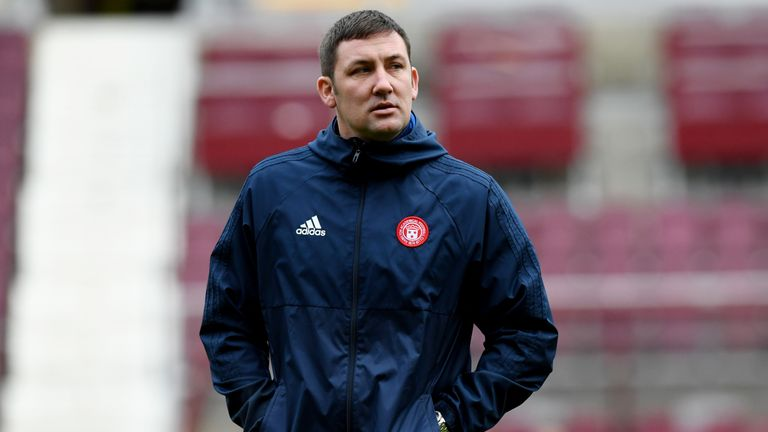 Martin Canning is delighted to bring Davies to Hamilton
