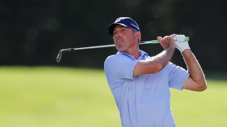 Kuchar is chasing his second win of the season