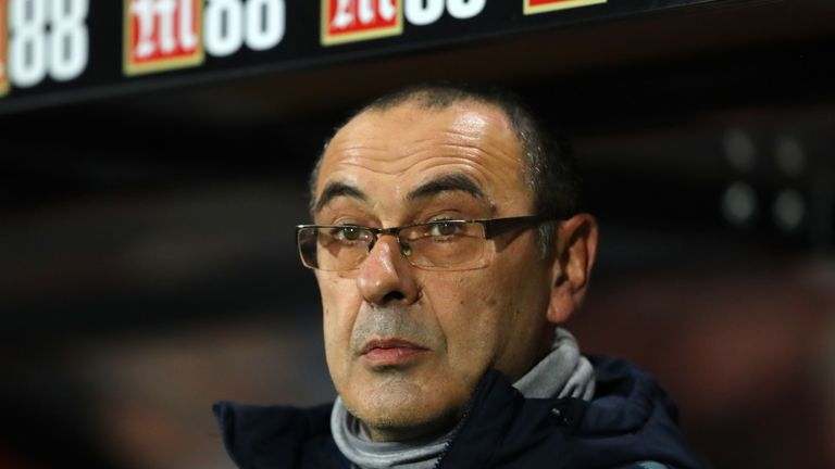 Chelsea boss Maurizio Sarri has questioned whether he can motivate his players
