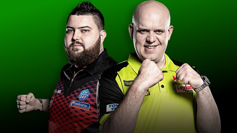 Smith vs Van Gerwen