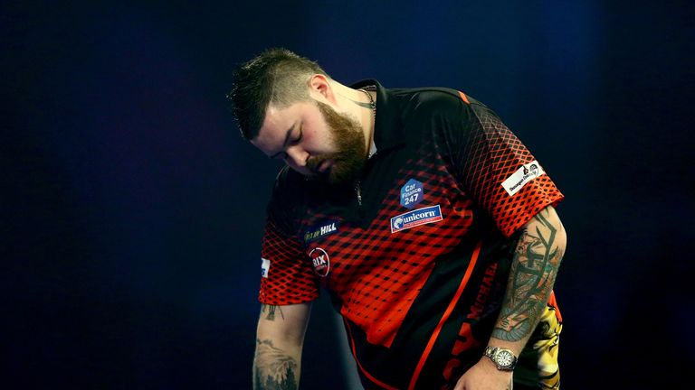 Smith refused to buckle but missed darts at double at crucial times