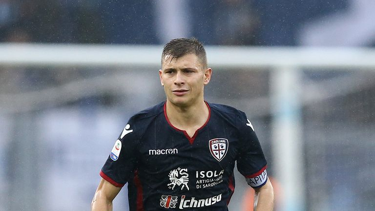Nicolo Barella is understood to be a target for Chelsea