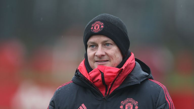 Manchester United caretaker manager Ole Gunnar Solskjaer conceded he is unlikely to make any additions in January
