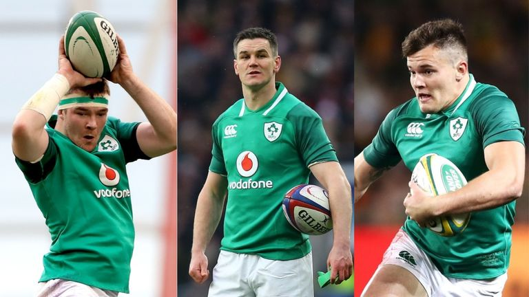 Ireland will face England and France in Dublin this year, and travel to Scotland, Italy and Wales