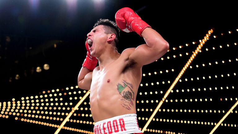 Pablo Cesar Cano closed in on a world title challenge