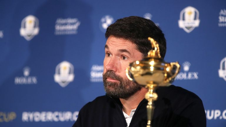 Harrington will think of little else over the next 18 months