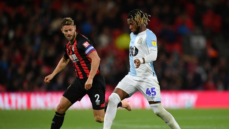 Kasey Palmer is set for a fourth loan spell in the Championship