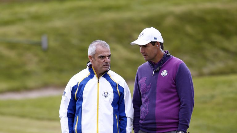 Learning from former captains like Paul McGinley will be a key asset