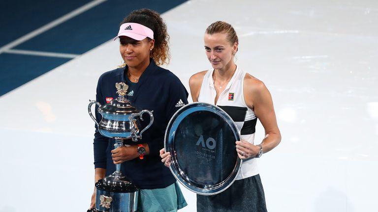 Kvitova says the final against Naomi Osaka hinged on small margins