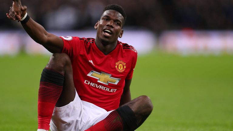 Pogba has racked up five assists and four goals since Solskjaer's arrival