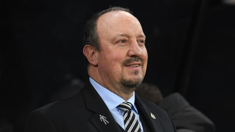 Benitez travels to his former club Chelsea on Saturday