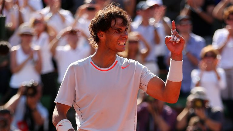 Nadal's long-term standing as the 'King of Clay' is not in question