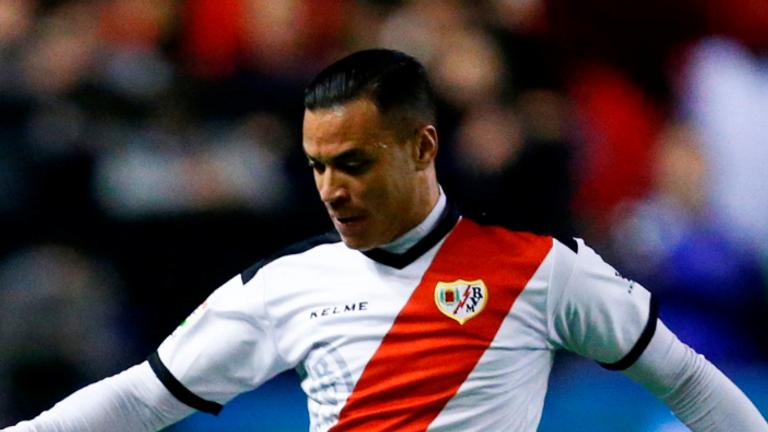 Raul de Tomas scored Rayo Vallecano's winner at Alaves