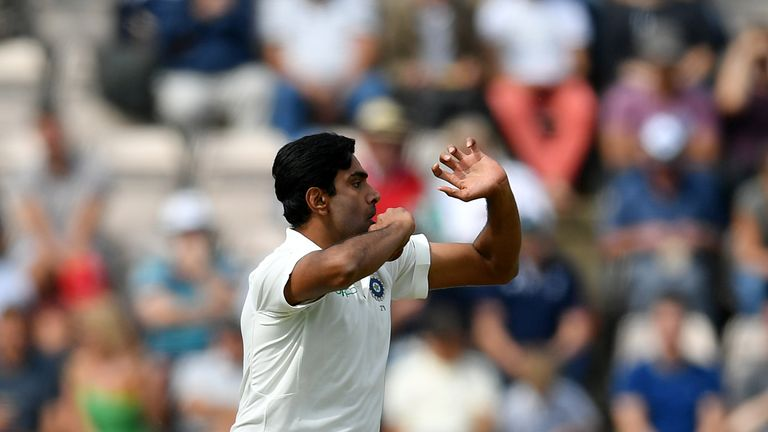 Ashwin has 342 Test wickets for India