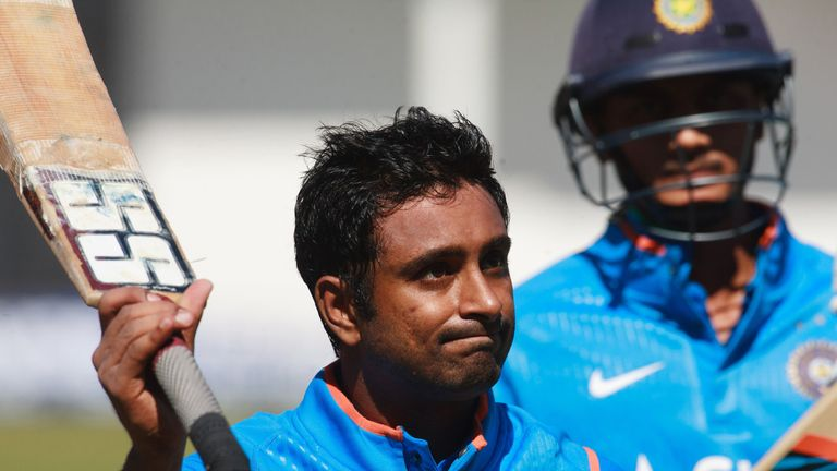 India's Ambati Rayudu has been suspended from bowling by the International Cricket Council