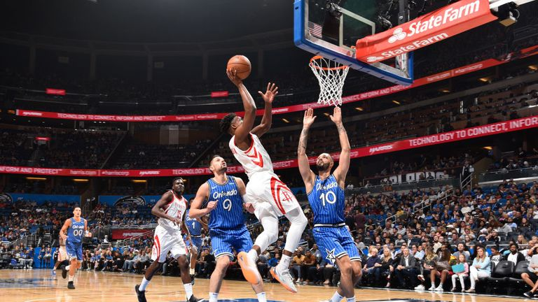 Houston Rockets center Clint Capela out for four to six weeks with thumb injury | NBA News |