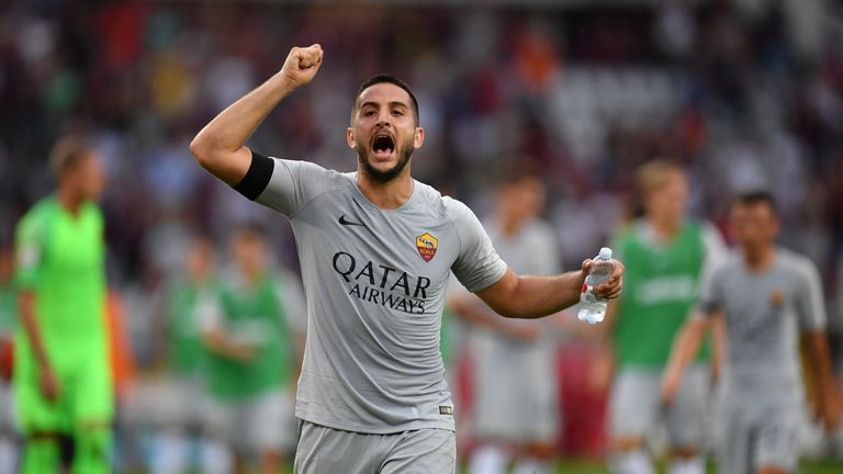 Will Kostas Manolas join Ole Gunnar Solskjaer at Old Trafford?
