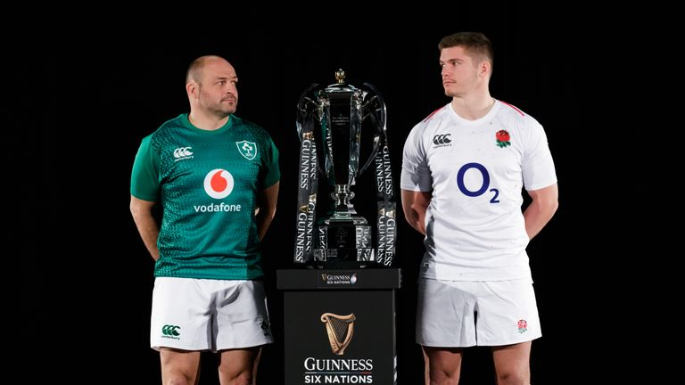 Ireland are chasing a third successive Six Nations win over England