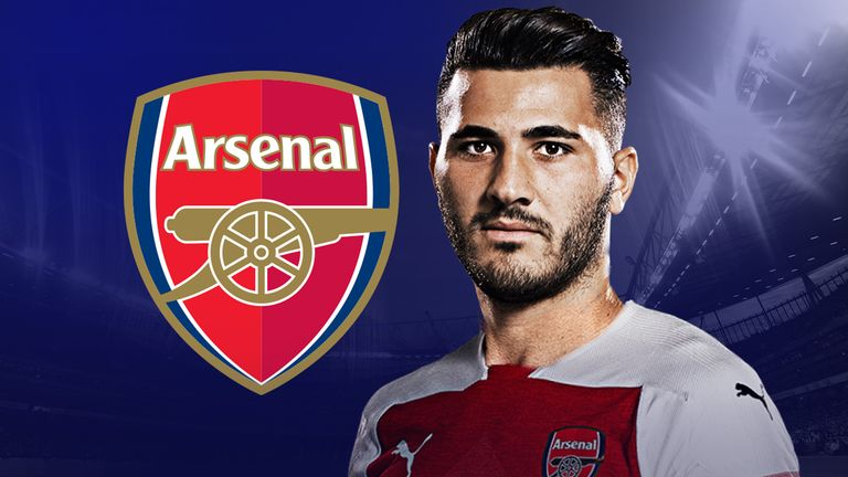 Sead Kolasinac has become a key figure for Arsenal recently