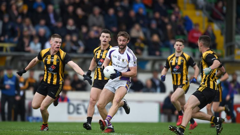 Shane Horan helped Crokes end an eight-year wait for a county title in 2018