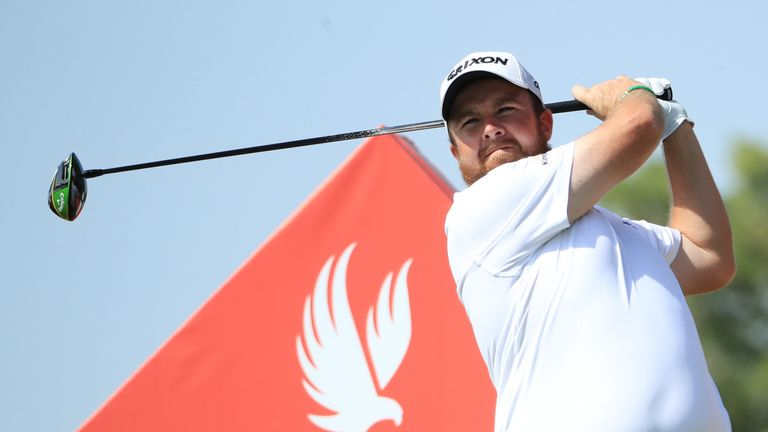 Lowry had held a three-shot lead after the opening round