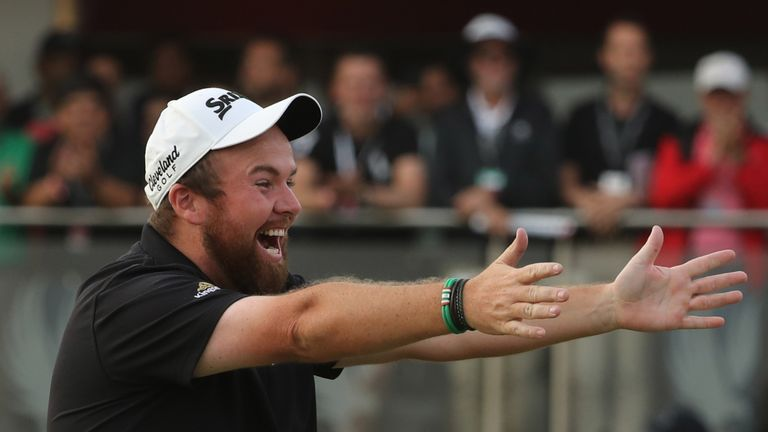 Shane Lowry won the opening event of 2019 in Abu Dhabi