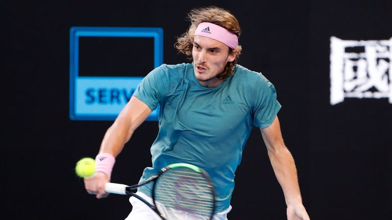 Tsitsipas won the Next Gen ATP Finals last season