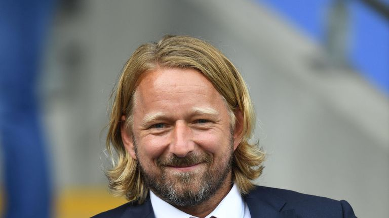 Sven Mislintat left Arsenal after just 14 months