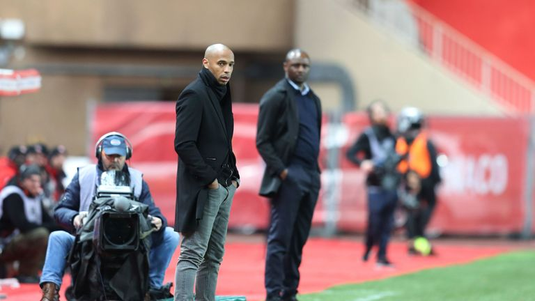 Monaco remain in a perilous position after drawing with Nice on Wednesday