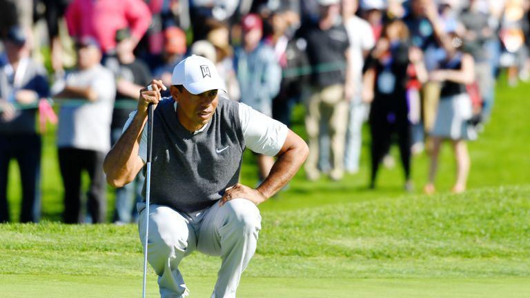 Woods enjoys playing alongside close friend Rory McIlroy